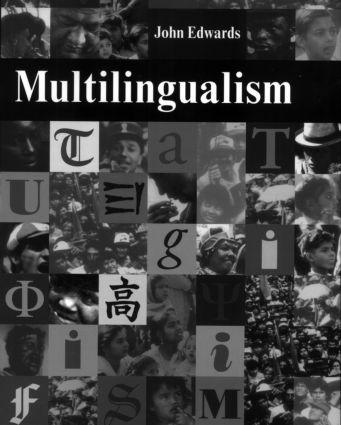 Multilingualism (Hardback) book cover