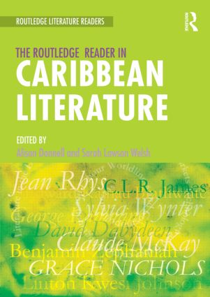 The Routledge Reader in Caribbean Literature (Paperback) book cover