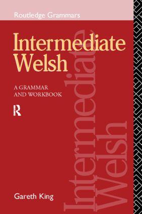 Intermediate Welsh: A Grammar and Workbook (Paperback) book cover