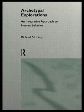 Archetypal Explorations: Towards an Archetypal Sociology (Paperback) book cover