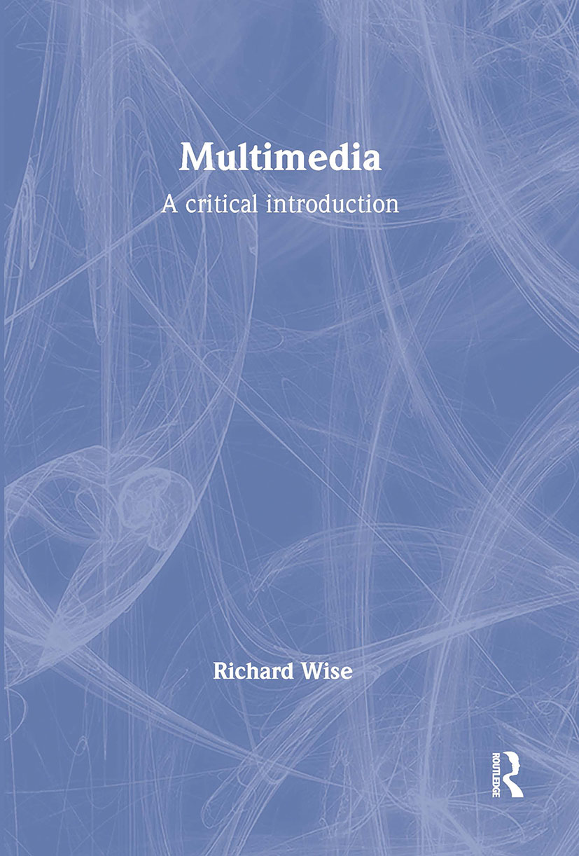 Multimedia: A Critical Introduction, 1st Edition (Paperback) book cover