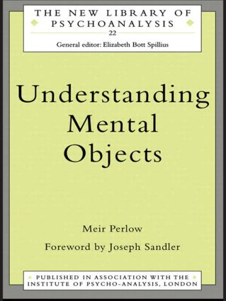 Understanding Mental Objects (Paperback) book cover