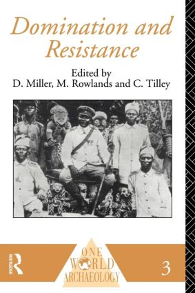 Domination and Resistance: 1st Edition (Paperback) book cover