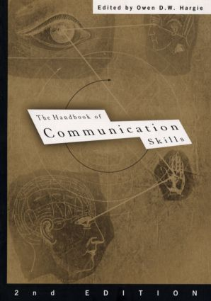 The Handbook of Communication Skills: 2nd Edition (Paperback) book cover