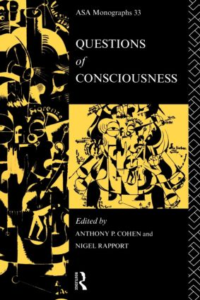 Questions of Consciousness (Paperback) book cover