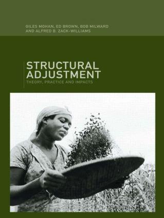 Structural Adjustment