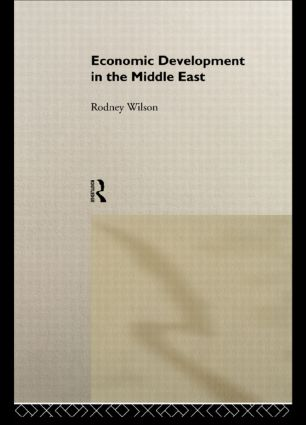Economic Development in the Middle East: 1st Edition (Hardback) book cover