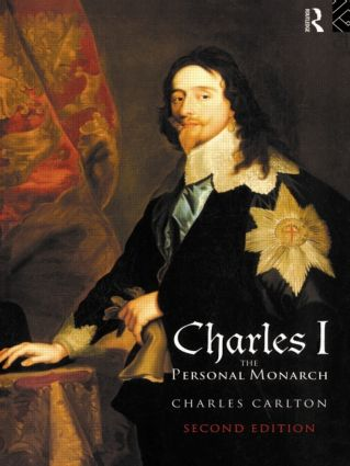 Charles I: 2nd Edition (Paperback) book cover