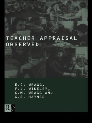 Teacher Appraisal Observed: 1st Edition (Paperback) book cover