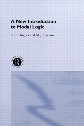A New Introduction to Modal Logic book cover