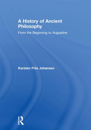 IONIAN NATURAL PHILOSOPHY
