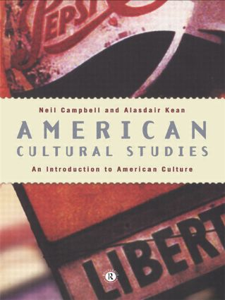 American Cultural Studies: An Introduction to American Culture book cover