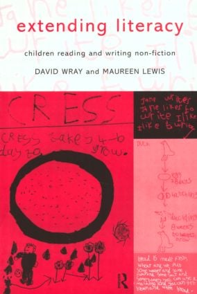 Extending Literacy: Developing Approaches to Non-Fiction (Paperback) book cover
