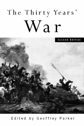 The Thirty Years' War: 2nd Edition (Paperback) book cover