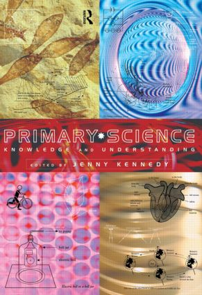 Primary Science: Knowledge and Understanding (Paperback) book cover