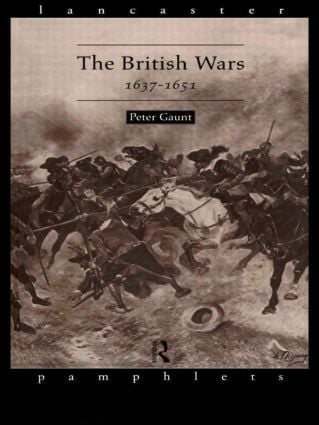 The British Wars, 1637-1651 book cover