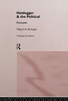 Heidegger and the Political book cover