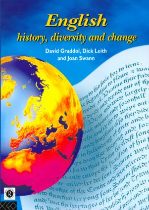 English: History, Diversity and Change (Hardback) book cover