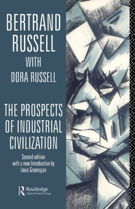 The Prospects of Industrial Civilisation: 2nd Edition (Paperback) book cover