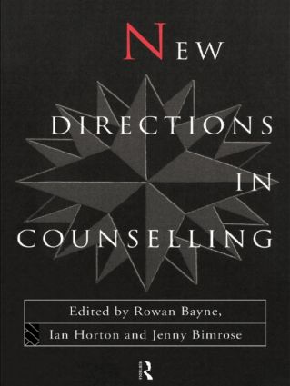 Counsellor competence