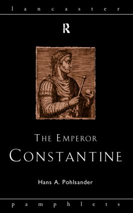 The Emperor Constantine book cover