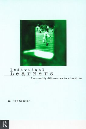 Individual Learners: Personality Differences in Education (e-Book) book cover