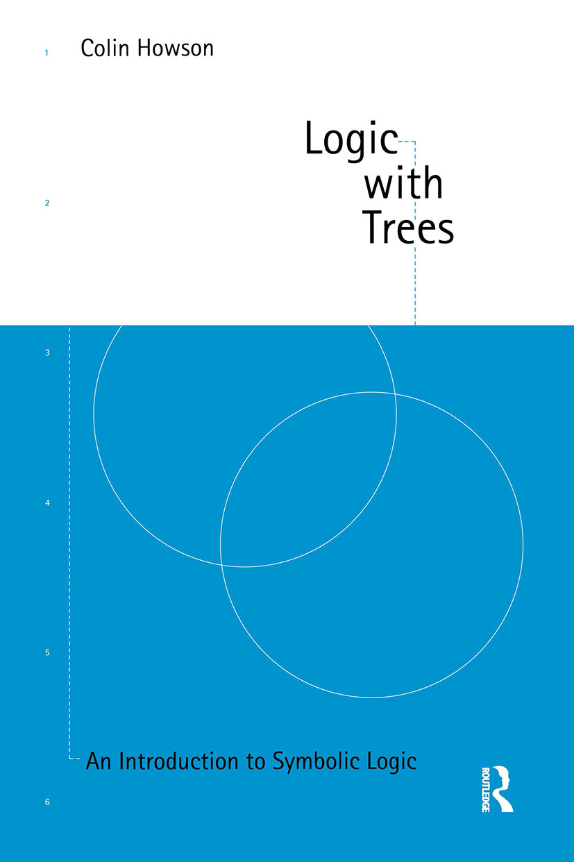 Logic with Trees: An Introduction to Symbolic Logic, 1st Edition (Paperback) book cover