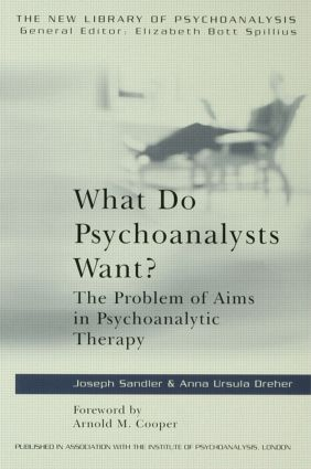 What Do Psychoanalysts Want?