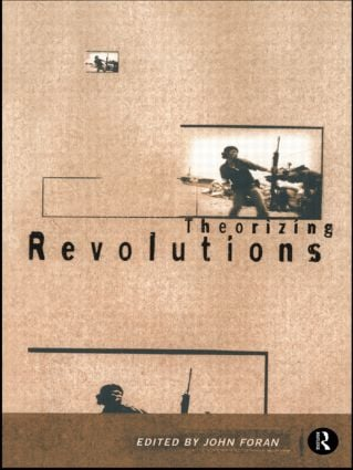 Theorizing Revolutions (Paperback) book cover