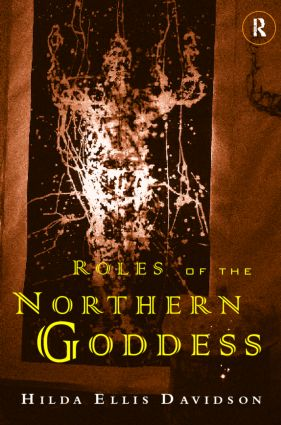 Roles of the Northern Goddess: 1st Edition (Paperback) book cover