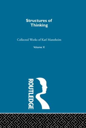 Structures Of Thinking V10 (Hardback) book cover