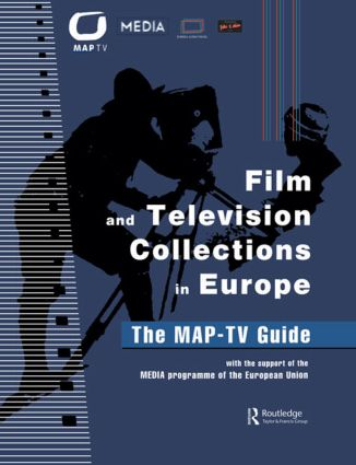 Film & Television Coll Europe: 1st Edition (Hardback) book cover