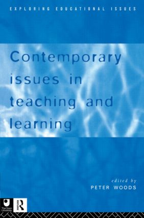 Contemporary Issues in Teaching and Learning: 1st Edition (Paperback) book cover