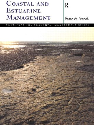 Coastal and Estuarine Management: 1st Edition (Paperback) book cover