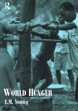 World Hunger: 1st Edition (Paperback) book cover