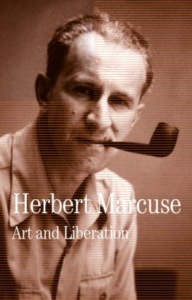 Art and Liberation: Collected Papers of Herbert Marcuse, Volume 4 (Hardback) book cover