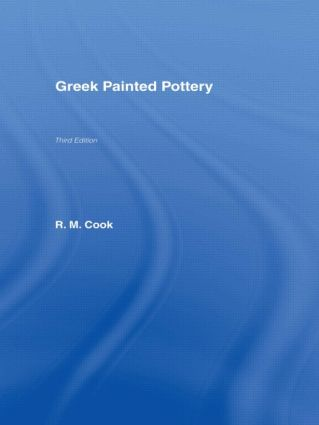 Greek Painted Pottery: 3rd Edition (Paperback) book cover