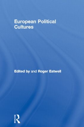 European Political Cultures (Paperback) book cover