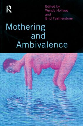 Mothering and Ambivalence (Paperback) book cover