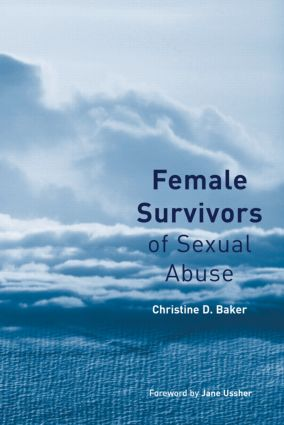 Female Survivors of Sexual Abuse: 1st Edition (Paperback) book cover