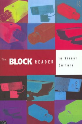 The Block Reader in Visual Culture (Paperback) book cover