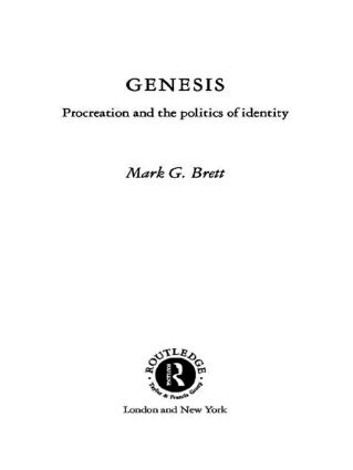 Genesis: Procreation and the Politics of Identity (Paperback) book cover