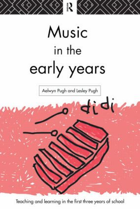 Music in the Early Years (e-Book) book cover