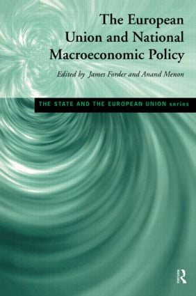 European Union and National Macroeconomic Policy: 1st Edition (Paperback) book cover