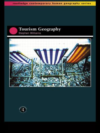 Tourism Geography: 1st Edition (Paperback) book cover