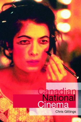 Canadian National Cinema (Paperback) book cover