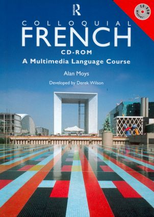 Colloquial French CD-ROM: A Multimedia Language Course, 1st Edition (CD-ROM) book cover