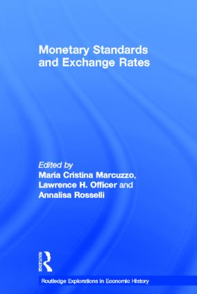 Monetary Standards and Exchange Rates (Hardback) book cover