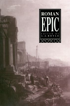 Roman Epic: 1st Edition (Paperback) book cover