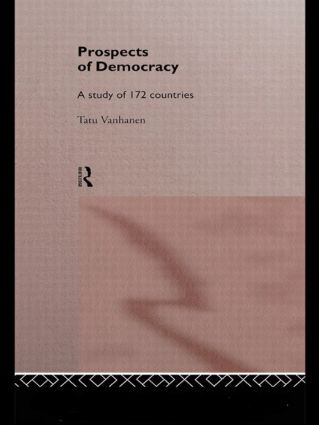 Prospects of Democracy: A study of 172 countries, 1st Edition (Paperback) book cover